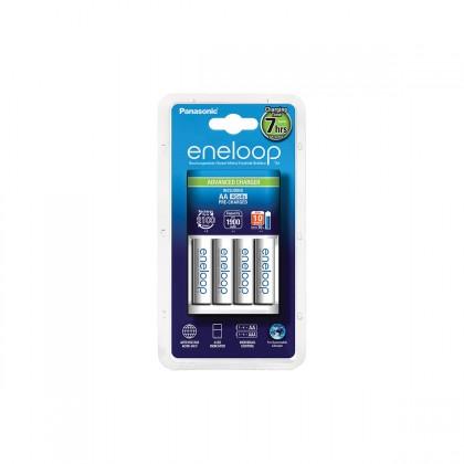 Nabíjacie batérie, nabíjačky Panasonic Eneloop nabíjačka KJ17MCC40E 4x AA