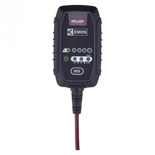 Nabíjačka autobatérií Emos N1015, 6/12V, 0,8A