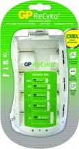 Nabíjačka batérií GP B0019, 4xAA/AAA/C/D