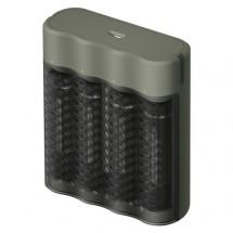 Nabíjačka batérií GP B53455 Speed M451 + 4xAA ReCyko