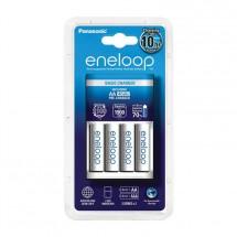 Nabíjačka batérií Panasonic Eneloop KJ51MCC40E 4x AA