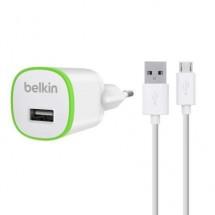 Nabíjačka Belkin F8M710vf04WHT - neoriginálna (biela)