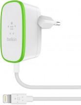 Nabíjačka Belkin s Lightning konektorom, biela/zelená