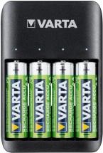 Nabíjačka na batérie Varta 57652101451 Quattro 4xAA/AAA + 4xAA