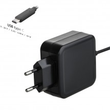Nabíjačka na notebook Akyga AK-ND-60, 45 W, USB-C Power Delivery