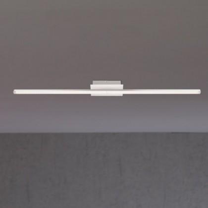 NÁBYTOK Clay - Nástenné svietidlo, LED (chróm)