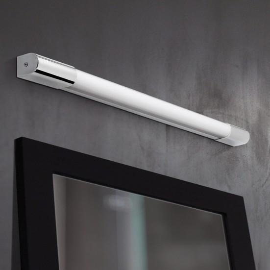 NÁBYTOK Clayton - Kúpeľňové svietidlo, LED (chróm)