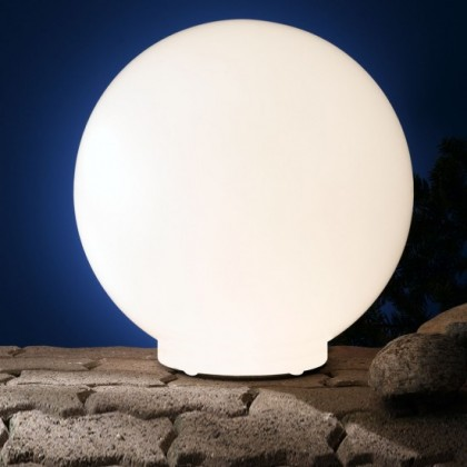 NÁBYTOK Lua - Vonkajšie svietidlo, E27 (biela)