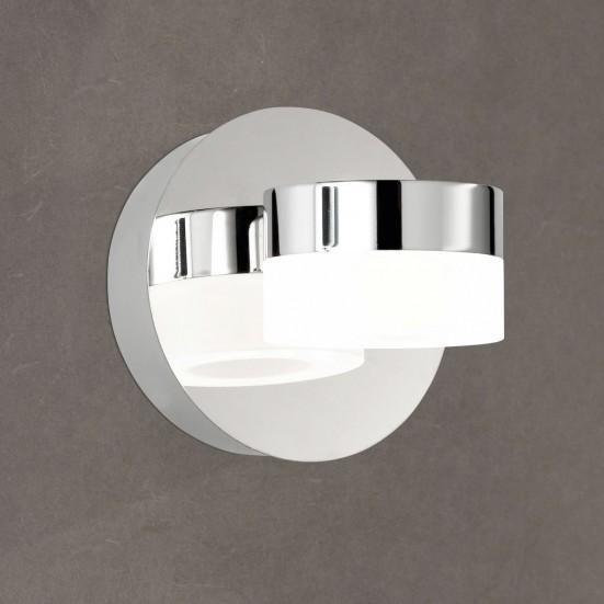 NÁBYTOK Luce - Kúpeľňové svietidlo, LED (chróm)