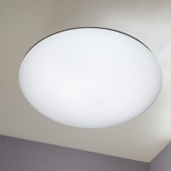 NÁBYTOK Meran - Kúpeľňové svietidlo, E27 (biela)