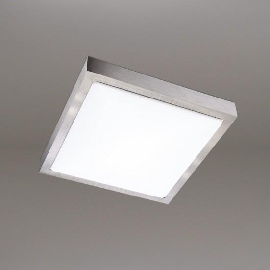 NÁBYTOK Mila - Kúpeľňové svietidlo, LED (matný nikel)