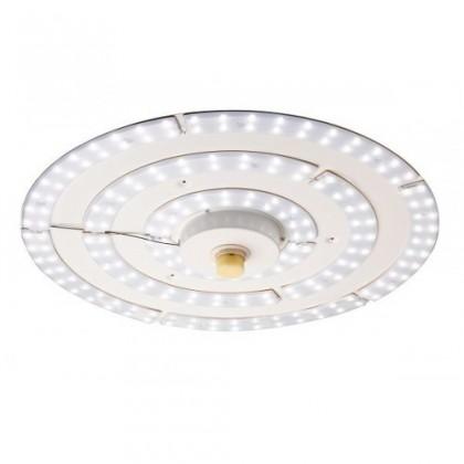 NÁBYTOK Toulouse - Stropné osvetlenie, LED (biela)