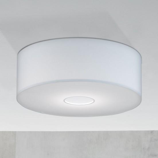 NÁBYTOK Toulouse - Stropné osvetlenie, LED (matný nikel)