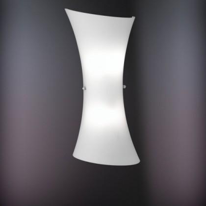 NÁBYTOK Zibo - Nástenné svietidlo, G9 (biela)