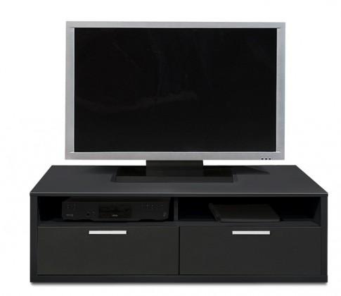 Nádstavec Game - TV prvok, 123 cm (čierna)