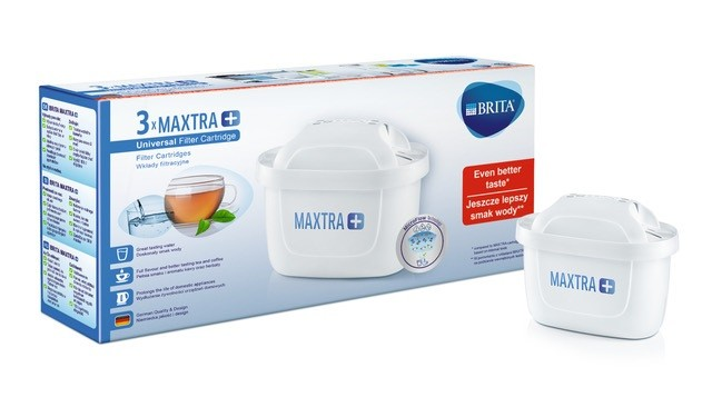 Náhradné filtre do filtračnej kanvice Brita Maxtra +, 3ks