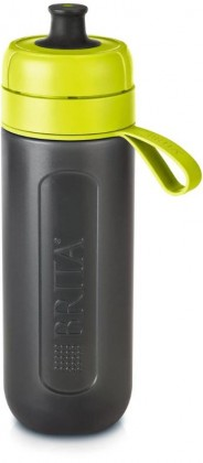 Náhradné filtre do kanvice Filtračné fľašu Brita 1020338, Fill & Go Active, limetková