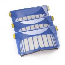 Náhradné filtre iRobot Roomba 4501353 500/600 AeroVac, 3 ks