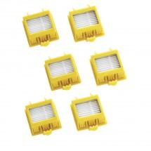 Náhradné filtre iRobot Roomba 4503461 700 AeroVac, 6 ks