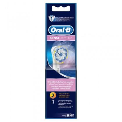 Náhradné hlavice Oral-B EB 60-2 Sensitive