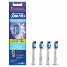 Náhradné kefky Oral B Pulsonic SR 32-4, 4ks