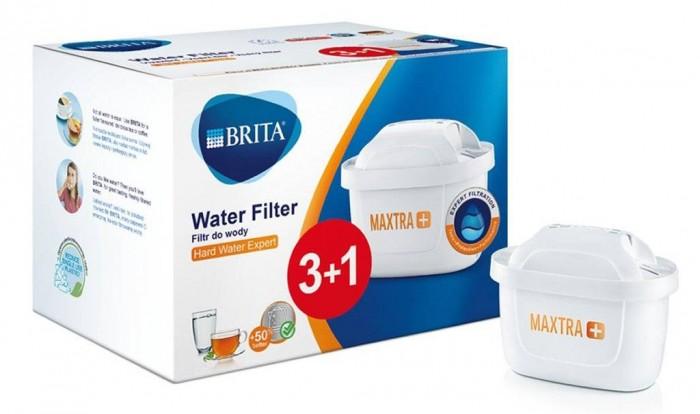 Náhradný vodný filter Maxtra+ Hard Water Expert, 3+1 ks