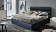 Nancy - rám postele 200x160 (eko koža)