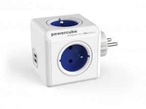 Napájací adaptér PowerCube ORIGINAL 4 zásuvky, 2x USB