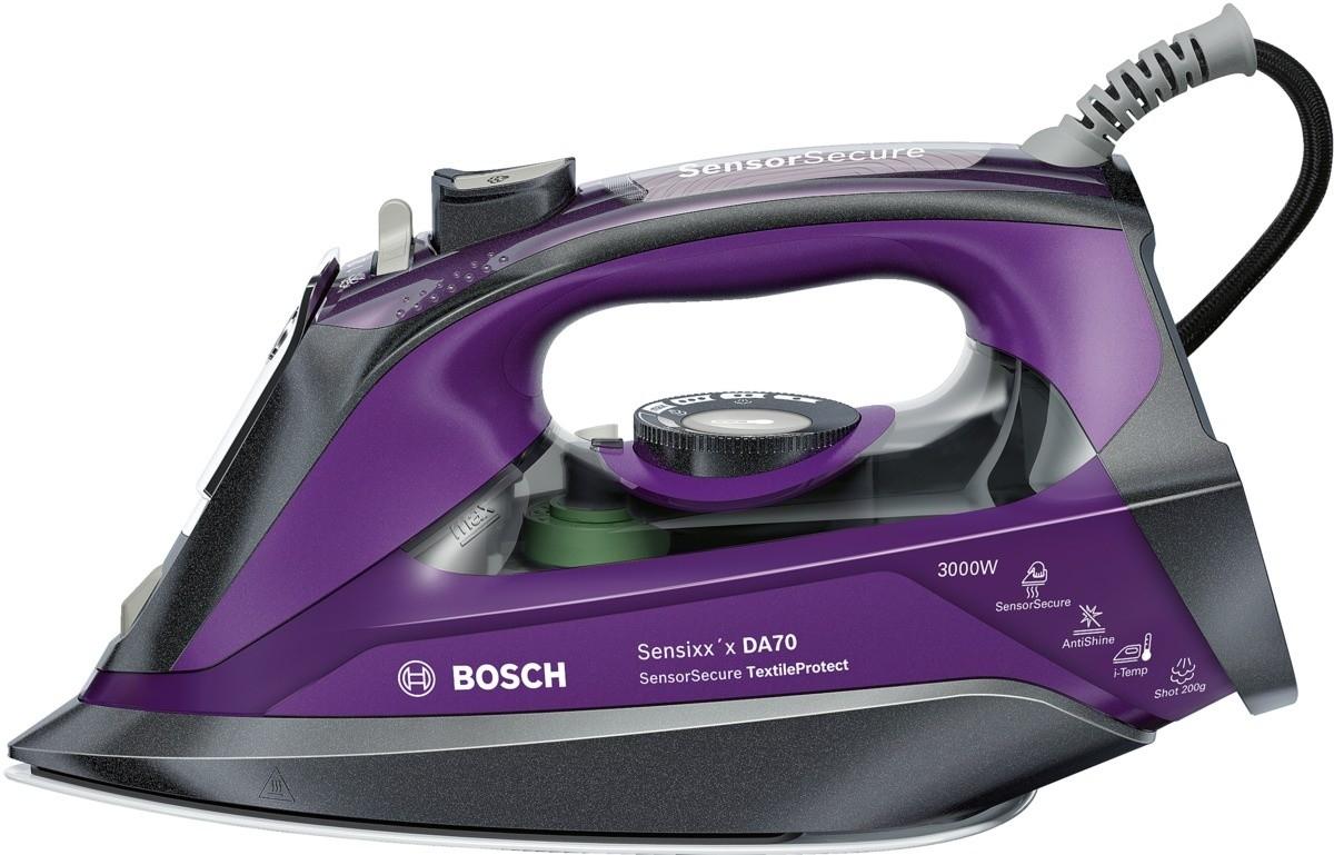 Naparovacia žehlička Bosch TDA 703021T POUŽITÝ, NEOPOTREBOVANÝ TOVAR