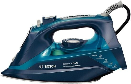 Naparovacia žehlička Bosch TDA703021A VADA VZHĽADU, ODRENINY