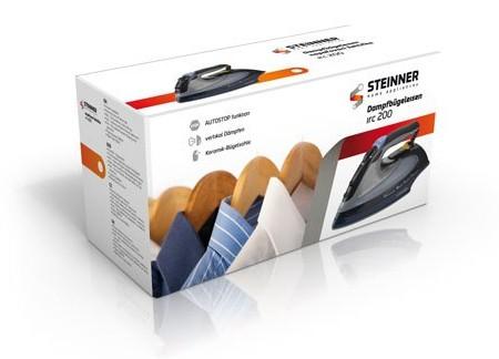 Naparovacia žehlička  Steiner IRC200