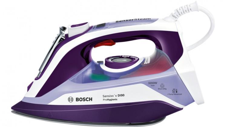 Naparovacia žehlička Žehlička Bosch TDI903231H, 3200W