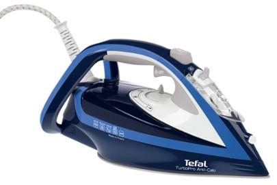 Naparovacia žehlička Žehlička Tefal Turbo Pro Anti-Calc FV5630E0, 2600W