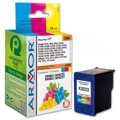 Náplne a tonery - kompatibilné ARMOR náplň, Color (C9352AE)K20233