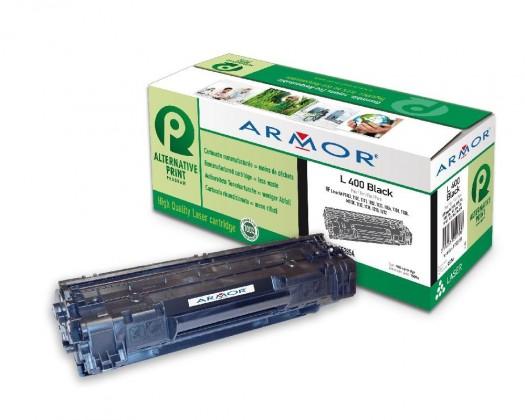 Náplne a tonery - kompatibilné ARMOR toner, Čierny, 1.600 str (CE285A)K15354