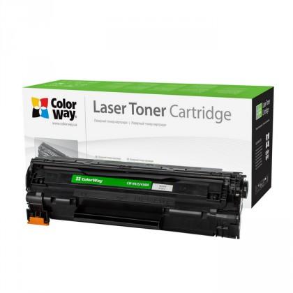 Náplne a tonery - kompatibilné WE-Toner pre HP CB435A,436A