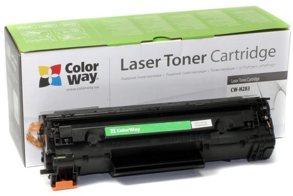 Náplne a tonery - kompatibilné WE-Toner pre HP CF283A