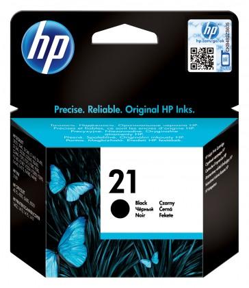 Náplne a tonery - originálné Atramentová kazeta Hewlett-Packard HP21 čierna