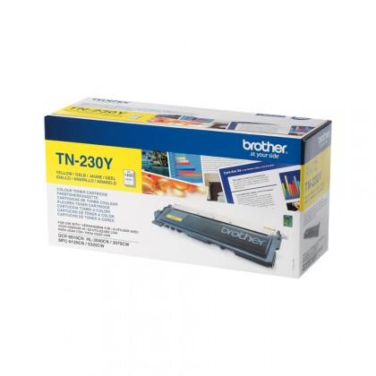 Náplne a tonery - originálné Brother TN230Y žltý toner pre HL3040CN - originálny