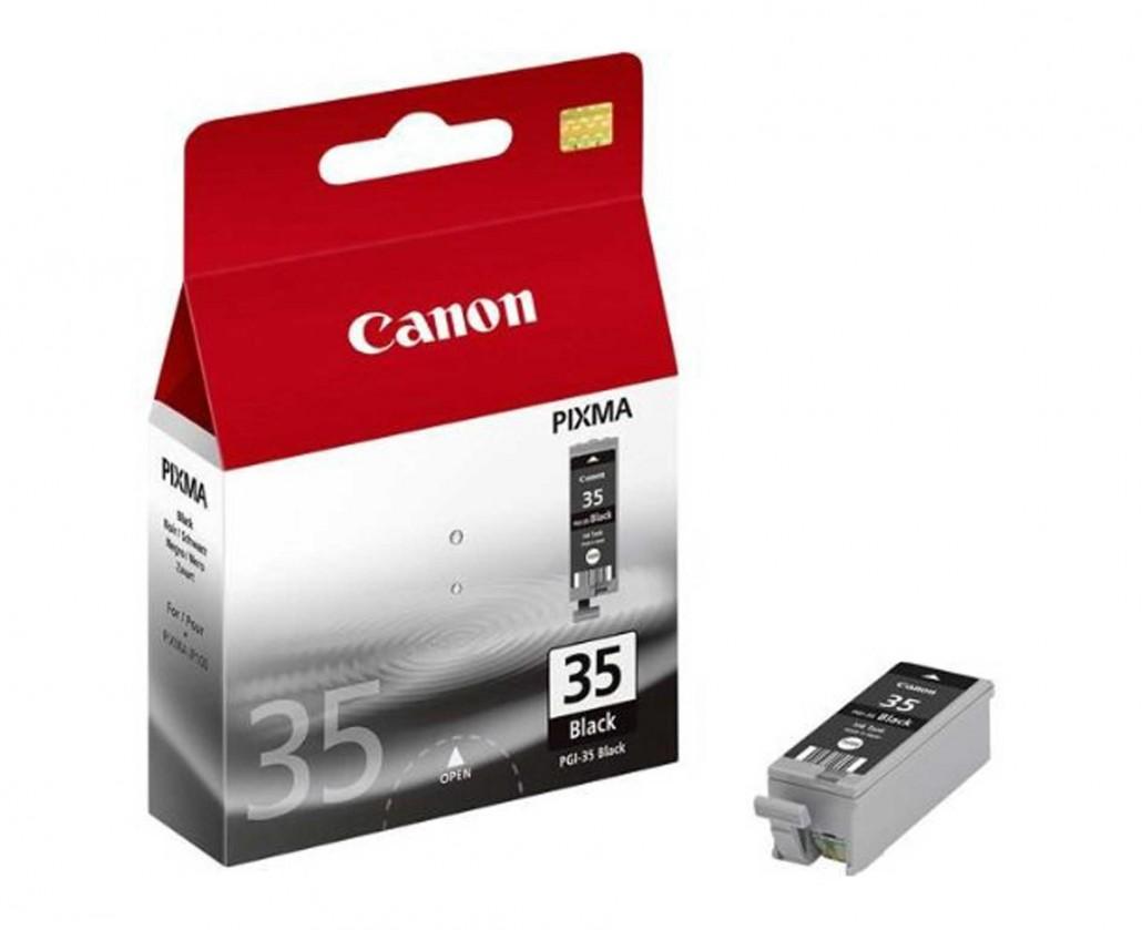 Náplne a tonery - originálné Canon BJ CARTRIDGE black PGI-35BK 1509B001