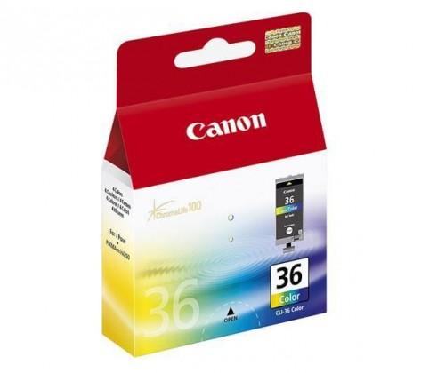 Náplne a tonery - originálné Canon BJ CARTRIDGE colour CLI-36 1511B001
