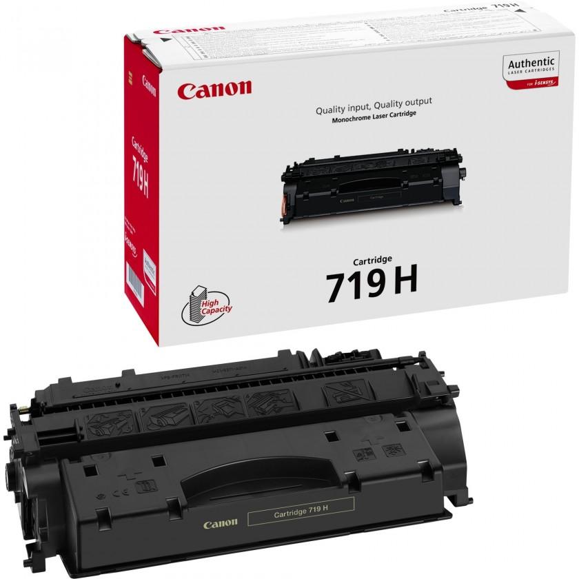 Náplne a tonery - originálné Canon CRG-719H - originálny