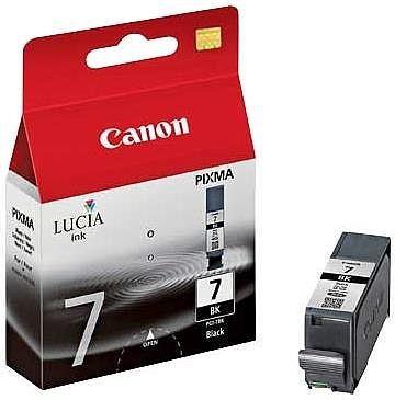 Náplne a tonery - originálné Canon PGI-7BK 2444B001 - originálny