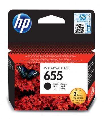 Náplne a tonery - originálné Čierna tlačová kazeta HP CZ109AE, HP 655