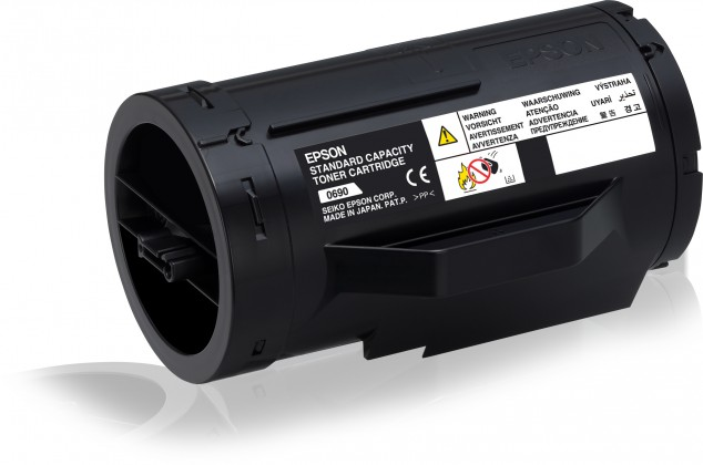 Náplne a tonery - originálné Epson černý toner 2700 stran pro AL-M300 - originální C13S050690