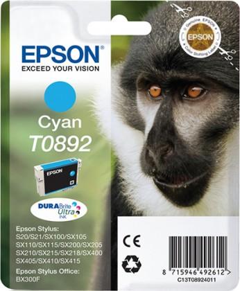 Náplne a tonery - originálné Epson T0892 - originálny