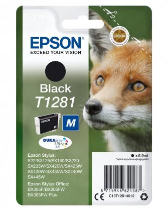 Náplne a tonery - originálné Epson T1281 - originálny