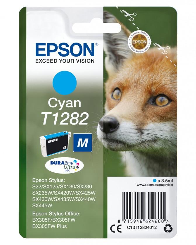 Náplne a tonery - originálné Epson T1282 - originálny