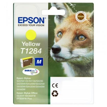 Náplne a tonery - originálné Epson T1284 - originálny