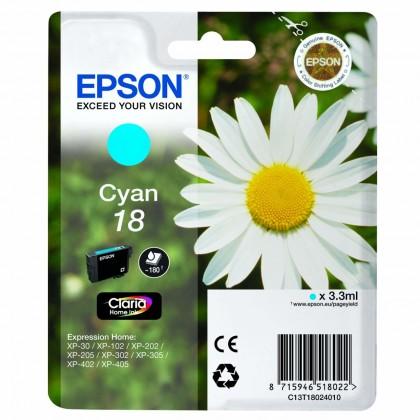 Náplne a tonery - originálné Epson T1802 - originálny